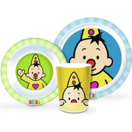 Bumba Kinderservies - Melamine