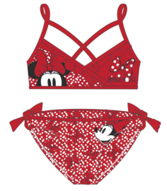 Minnie Mouse Bikini - Rood/Rood