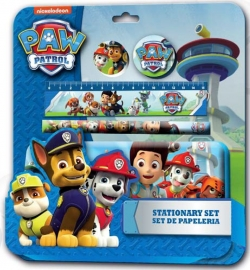 Paw Patrol Stationary Set - 5 Delig
