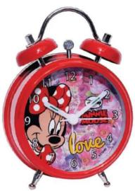 Minnie Mouse Wekker - Disney