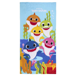 Baby Shark Badlaken  / Strandlaken - Pinkfong