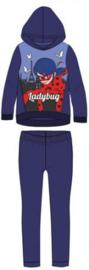 Miraculous Ladybug Joggingpak - Blauw