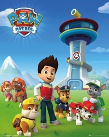 Paw Patrol Team - Mini Poster