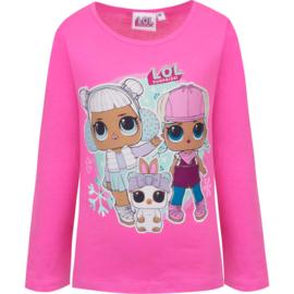 LOL Surprise Longsleeve Shirt - Roze