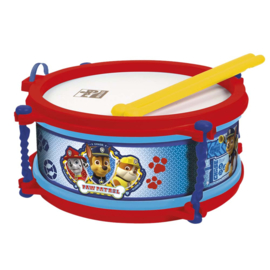 Paw Patrol Trommel met Drumsticks