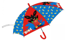 Bing Konijn Paraplu RB - Semi Automatisch