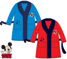 Mickey Mouse Badjas - Maat 98 t/m 128