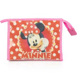 Minnie Mouse Toilettas - Rood