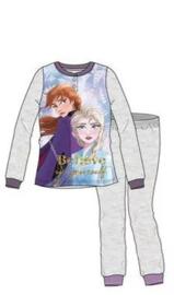 Disney Frozen Pyjama 2 Pyjama - Grijs