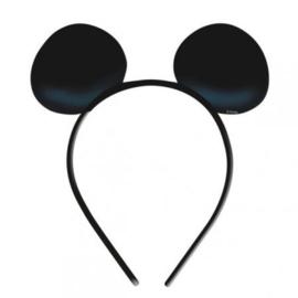 Mickey Mouse Oren Tiara's - 4 stuks
