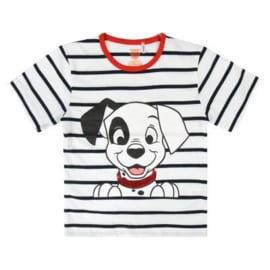 101 Dalmatier T-shirt - 2 t/m 7 jaar