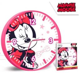 Minnie Mouse Wandklok - Disney