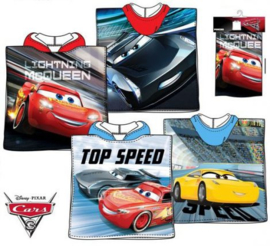 Disney Cars Badponcho - Sneldrogend