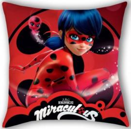 Miraculous Ladybug Kussen