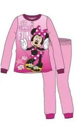 Minnie Mouse Pyjama - Roze