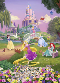 Disney Princess Behang Sunset - 254 x 184 cm