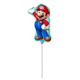 Super Mario Bros Mini Folie Ballon