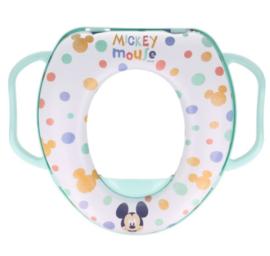 Mickey Mouse Toilettrainer met Handvaten