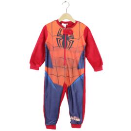 Spiderman Pyjama / Onesie / Jumpsuit - Rood