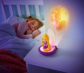 Disney Princess Magic Nightlight Rapunzel / Projectie Nachtlampje