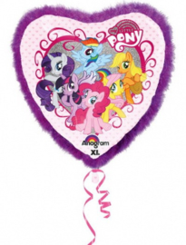 My little Pony XL Folie Helium Ballon - Hervulbaar