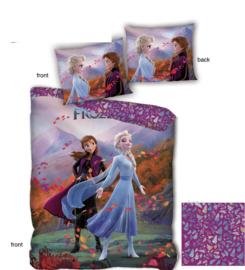 Disney Frozen Dekbedovertrek 140 x 200 cm