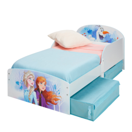 Disney Frozen2 Bed met laden - WorldsApart
