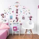 Minnie Mouse Muurstickers - Walltastic