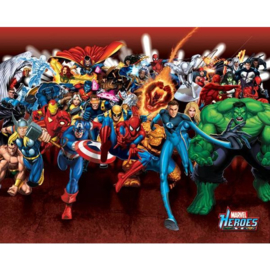 Avengers / Marvel Superhelden Mini Poster
