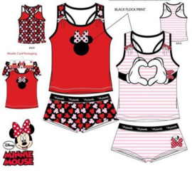 Minnie Mouse Ondergoed (1 set) - 4 t/m 12 jaar