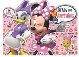 Minnie Mouse Placemat - Shaped