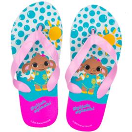 Bing Konijn Teenslippers / Flip Flops Meisje - Splash