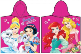 Disney Princess Badponcho
