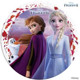 Disney Frozen2 Feestbordjes - 8 stuks