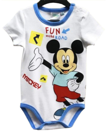 Mickey Mouse Rompertje - Disney Baby