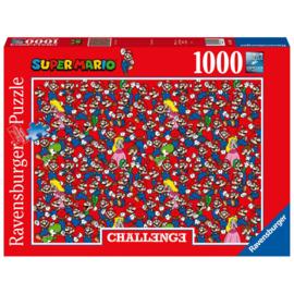 Super Mario Puzzel Challenge - 1000 stukjes - Ravensburger