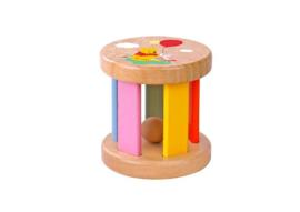 Winnie de Poeh houten Roller Winnie - Disney Baby