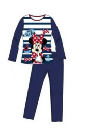 Minnie Mouse Pyjama - Blauw/Wit