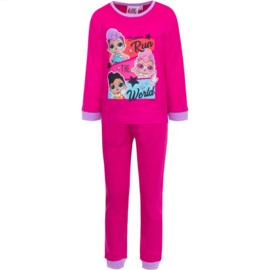 LOL Surprise Pyjama Lila Bies - Run the World - Maat 98