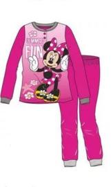 Minnie Mouse Pyjama - Fuchsia
