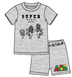 Super Mario Shortama - Grijs