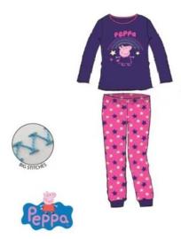 Peppa Pig Fleece Pyjama - Maat 128