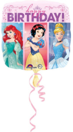 Disney Princess Folie Helium Ballon - Hervulbaar