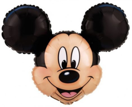 Mickey Mouse Folie Helium Ballon - Hervulbaar