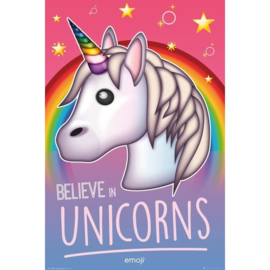Eenhoorn / Unicorn - Maxi Poster