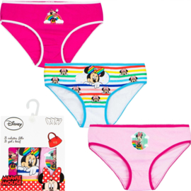 Minnie Mouse Onderbroeken (set van 3)