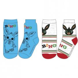 Bing Konijn Sokken - 2 paar - Jongen