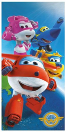 Super Wings Badlaken  / Strandlaken