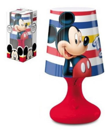 Mickey Mouse Led Lampje - Stripe