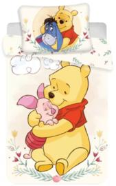 Winnie de Poeh Baby Dekbedovertrek 100 x 135 cm